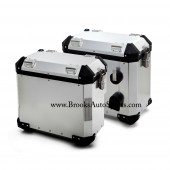 Pannier system (Left + Right Bags) for R1200GS 2004-2012 LOCKS + MOUNTS