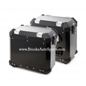 Pannier system Black (Left + Right Bags) for F850/F800/F750/F700GS/F650GS TWIN