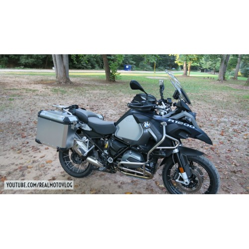 panniers (left + right bags) for r1200gs 2013-2018 2019 r1250gs