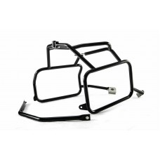 Black stainless steel racks for F800GS/F700GS/F650GS