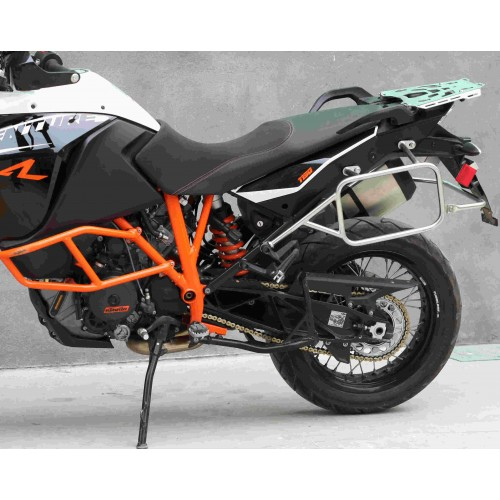 system (left + right bags) for ktm 1190/1290 adventure